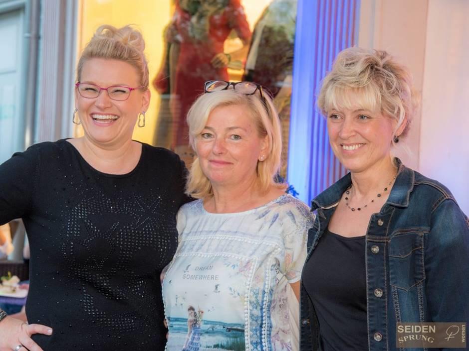 Stefanie Köhler, Ute Lässig & Katrin Watermann