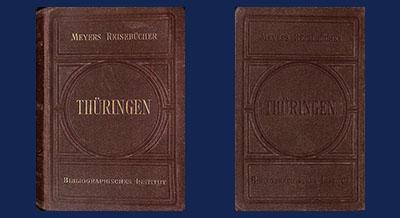 Meyers Reisebücher Thüringen in Arnstadt verfügbar