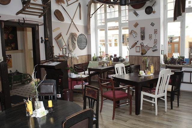 Gasthaus Zum Burgkeller in Arnstadt