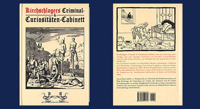 Kirschlagers Criminal-Curiositäten-Cabinett - in Arnstadt verfügbar