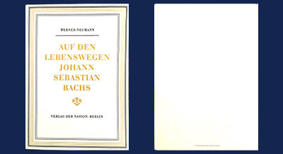 Auf den Lebenswegen Johann Sebastian Bachs, mit Etappe in Arnstadt