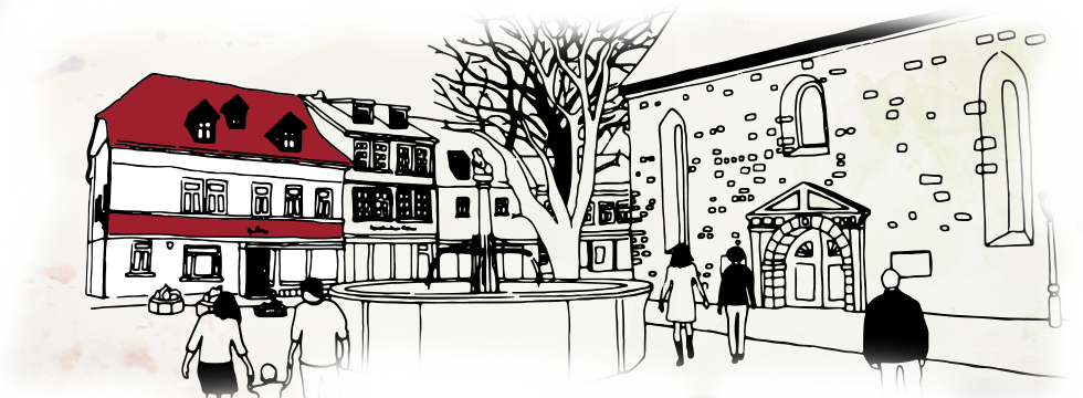 Restaurant Tanya Harding in Arnstadt