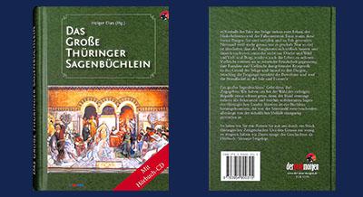 Das große Thüringer Sagenbüchlein - in der Lesestube in Arnstadt