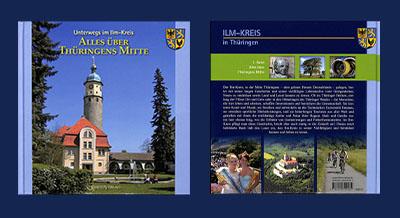 Alles über Thüringens Mitte in der Lesestube in Arnstadt