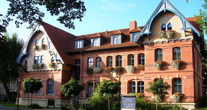 Carola Busse - Wachsenburg Baugruppe für Arnstadt