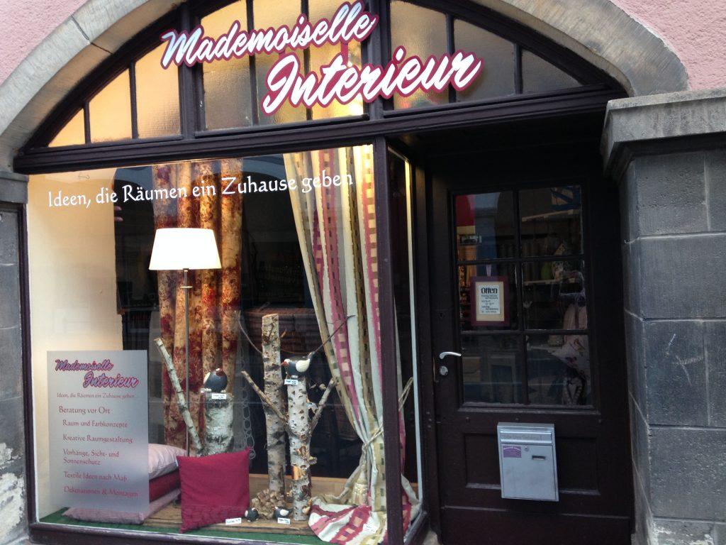 Mademoiselle Interieur