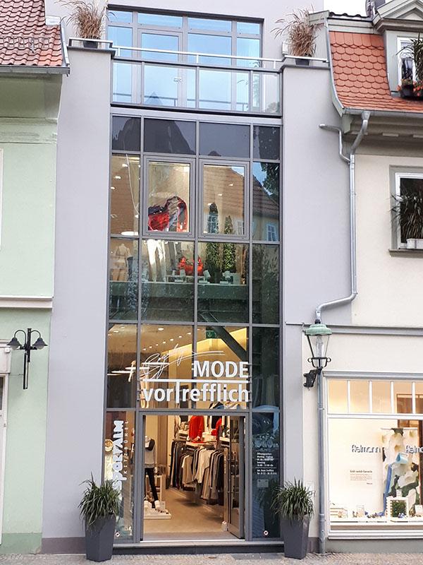 Bugenhagen MODE vorTrefflich in Arnstadt