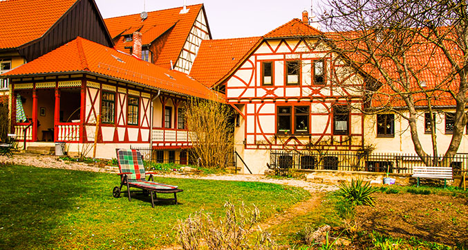 Ferienwohnung Zum Trappen in Arnstadt