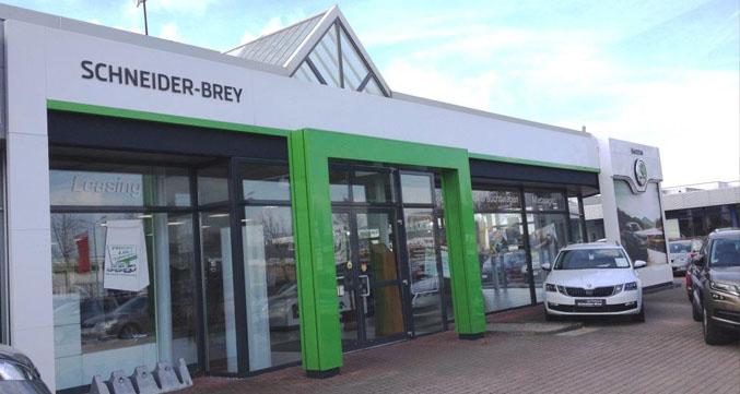 Autohaus Schneider-Brey GmbH in Arnstadt