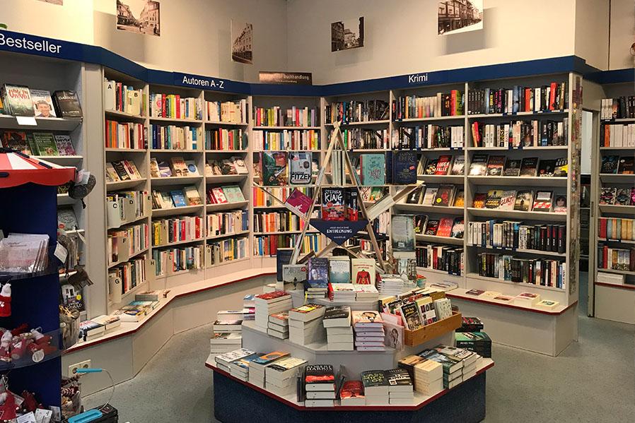 Arnstädter Buchhandlung in Arnstadt
