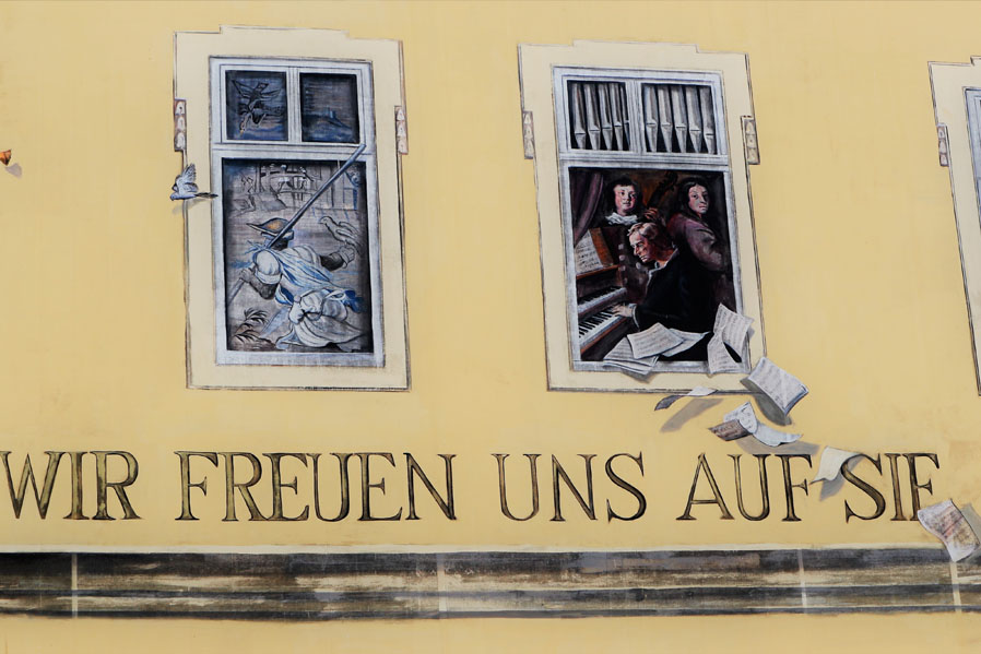 Segway Tour durch Arnstadt
