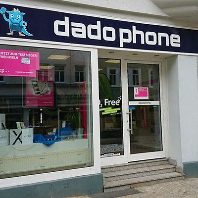 dadophone in Arnstadt