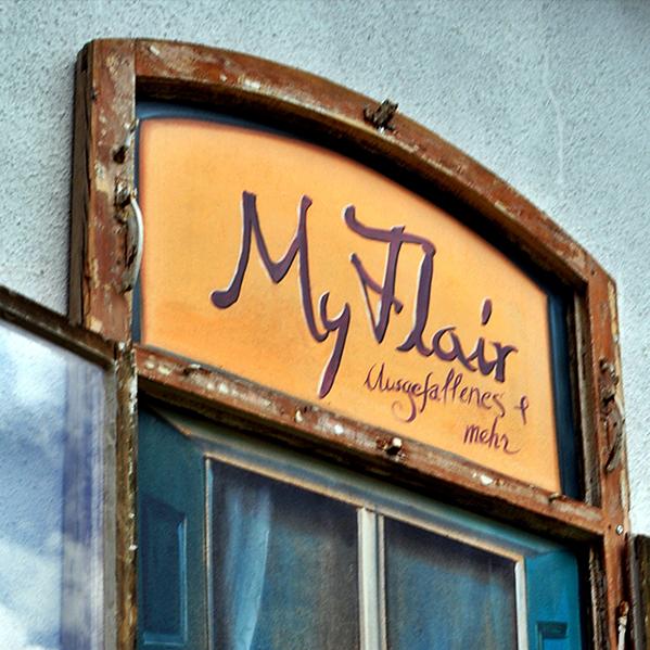 My Flair in Arnstadt