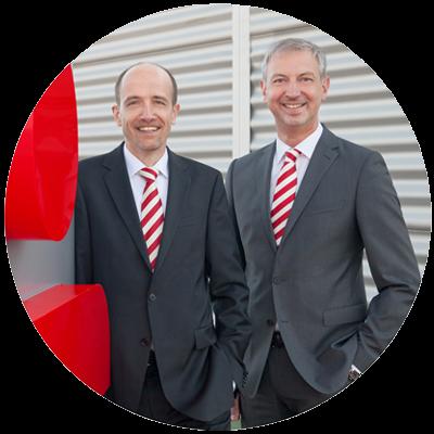 Vorstand:  Sven Hauschild & Marco Jacob