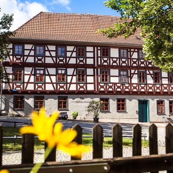 Boutiquehotel Stadthaus Arnstadt