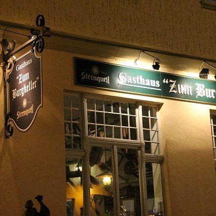 Gasthaus Zum Burgkeller