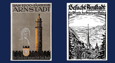 Das 1200-jährige Arnstadt