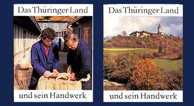 Das Thüringer Land und sein Handwerk in der Lesestube in Arnstadt