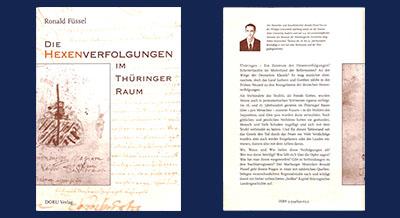 Die Hexenverfolgung im Thüringer Raum - in Arnstadt verfügbar