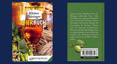 Kleines Thüringer Bierbuch - in Arnstadt verfügbar