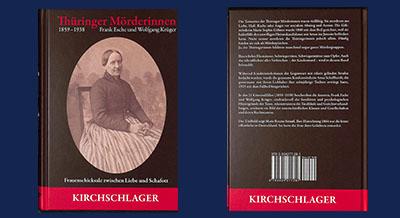 Thüringer Mörderinnen in der Lesestube Arnstadt