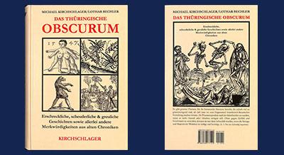 Das Thüringische Obscurum - in der Lesestube in Arnstadt