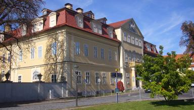 Schloßmuseum Mon Plaisir in Arnstadt