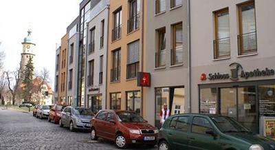 Schloss-Apotheke in Arnstadt