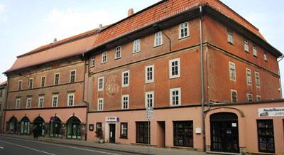 """Altes Spital """"Spittel"""" in Arnstadt"""