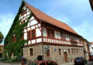 Altes Rektorat in Arnstadt
