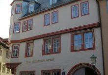 Haus zum Güldenen Greif in Arnstadt